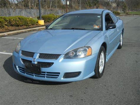 2004 dodge stratus sxt coupe in vauhxall avenel basking