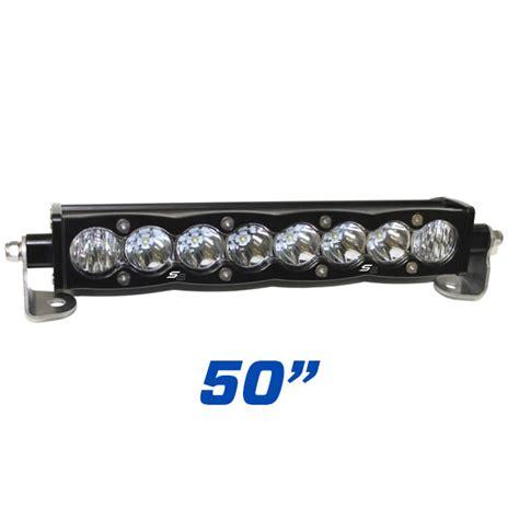 Baja Led Light Bar Baja Designs 50 Inch S8 Led Light Bar