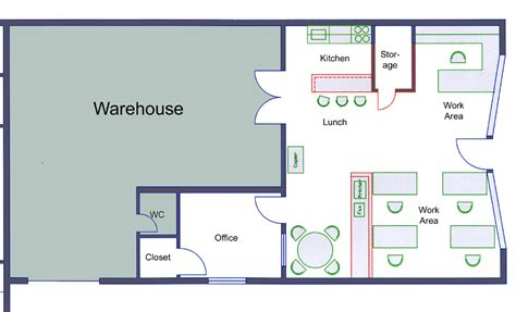 floor plan of warehouse design a warehouse floor plan gurus floor
