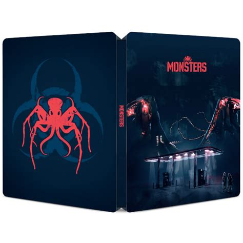 Exclusive Limited Editions At 20ltd by Monsters Zavvi Exclusive Limited Edition Steelbook