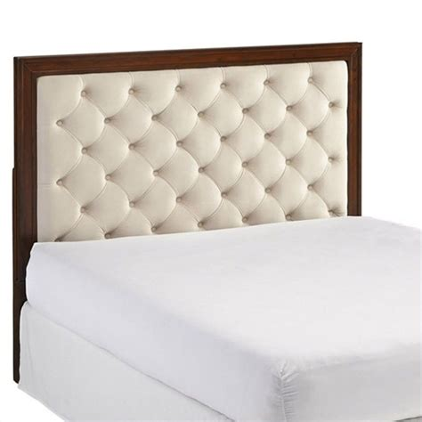 Screen Headboard by Tufted Panel Headboard In Cherry 5546 X01h