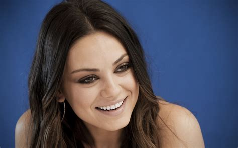 Mila Kunis Born With No by Mila Kunis Biography Profile Pictures News