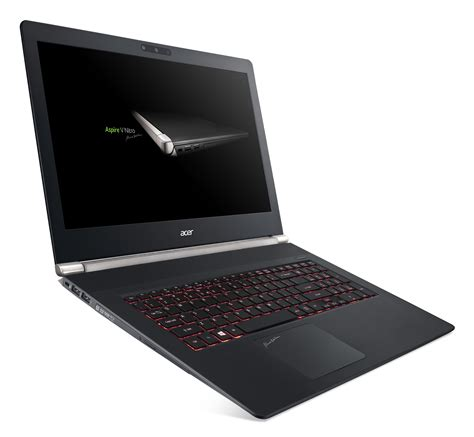 acer unveils updated aspire v nitro black edition laptops notebookcheck net news