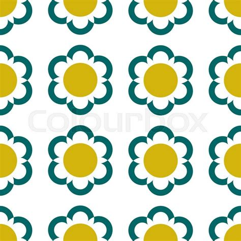 pattern and fabric layout baby and kids style abstract geometric background cute