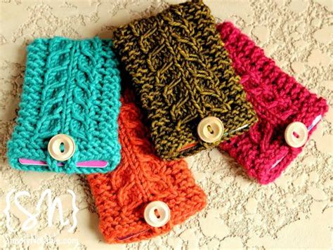 Crochet Christmas Gift Card Holder - gift card holders to knit and crochet free patterns grandmother s pattern book