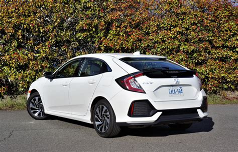 Hatchback Honda by 2017 Honda Civic Hatchback Lx The Car Magazine