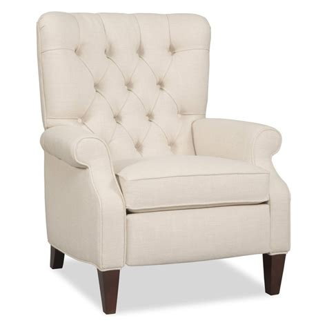 upholstered reclining chairs 42 best images about recliners smallish on pinterest