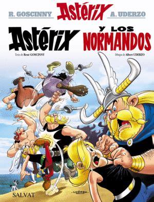 libro astrix y los normandos libros de comics librera inter tcnica