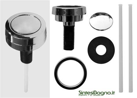 pulsante cassetta wc pulsante monoflusso t6043aa per batteria cassetta in