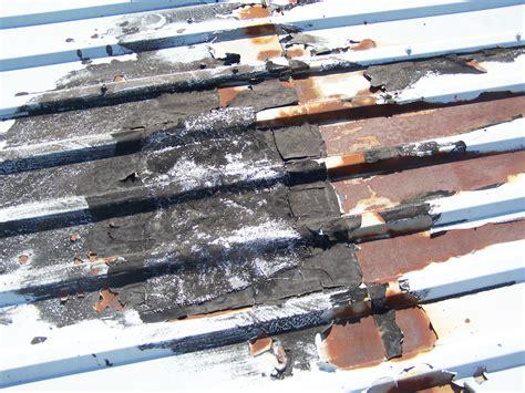 defective materials and leak repairs white elastomeric
