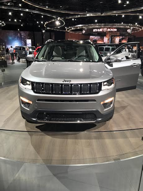 gray jeep compass the most fashion forward cars at naias 2017 f a b cocktail