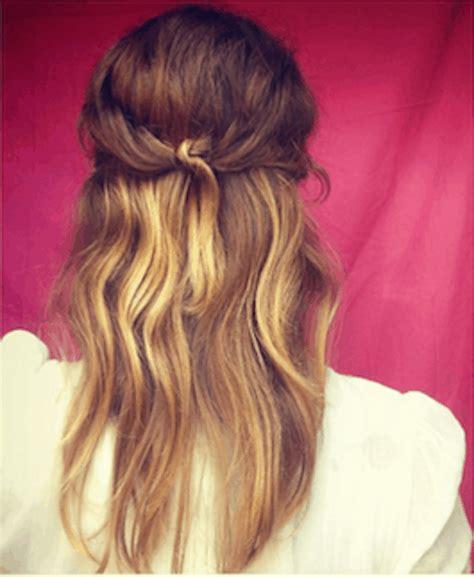 diy hairstyles for medium length hair pinterest diy 5 fab hairstyles to rock medium length hair popxo