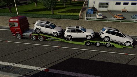 volkswagen cer trailer volkswagen cars trailer ets 2 mods ets2downloads