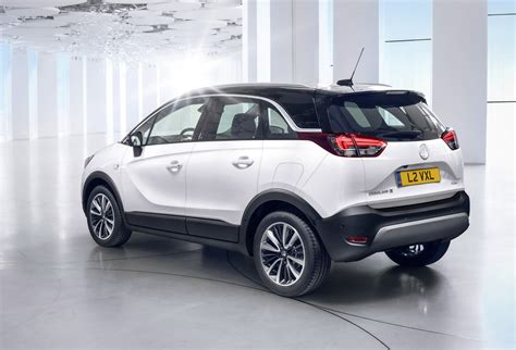 You Re Blind This Is The New Opel Amp Vauxhall Crossland X Sub Compact