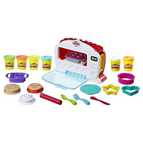 Play Doh Kitchen Set India Play Doh Play Doh Kitchen Creations Magical Oven