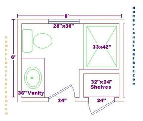 small bathroom floor plan click to view full size image