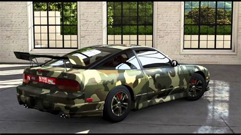 modified nissan 240sx nissan 240sx custom wallpaper 1280x720 38376