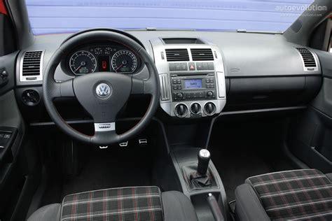 2008 Gti Interior by Volkswagen Polo Gti 2005 2006 2007 2008 Autoevolution