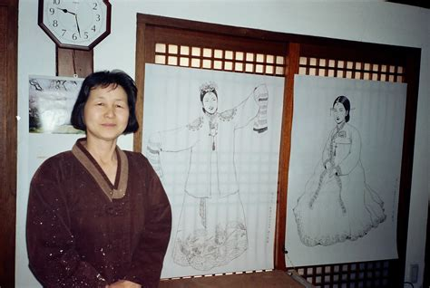 I M Drawing In Korean by Korean Pencil Drawings 2004 The Of Hoe Yen