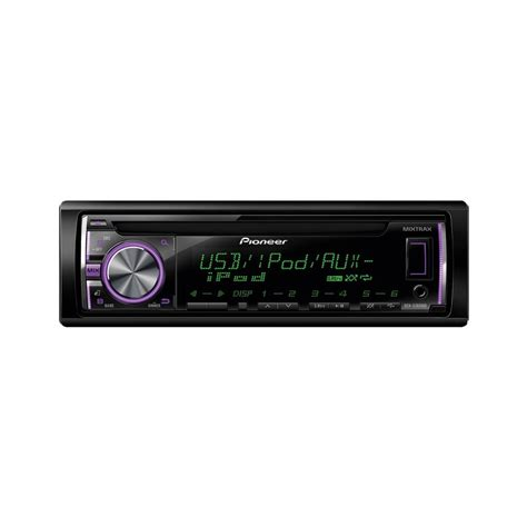 deh x3600ui car stereo and cd player usb aux input android a
