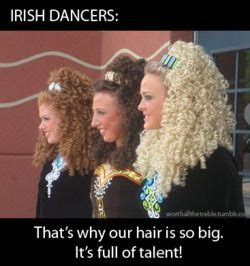 tutorial irish dance 8 best images about wigs and curls on pinterest celtic