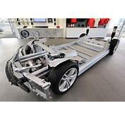 Ch&226ssis Et Cellules De Batterie La TESLA Model S