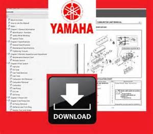 2010 2012 yamaha waverunner vxr vxs service manual