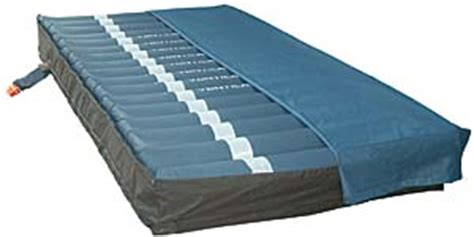 tradewind alternating pressure mattress with low air loss blue chip
