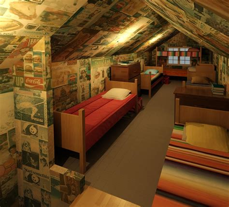 ceiling attic bedroom ideas  teenage girls hd