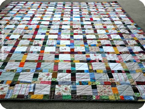 City Quilts by Michele Made Me Quilt Finish City Streets