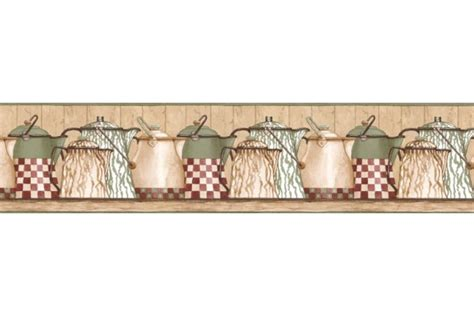 Kitchen Wallpaper Border Acs59022b Wallpaper Borders For Kitchens