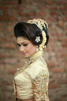hairstyles for curly hair in sri lanka romaya brides modern kandyan style amazing jacket outfit