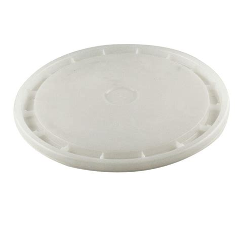 leaktite 5 gal easy lid 6gldtan the home depot