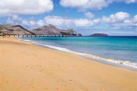 porto santo portugal vakantie porto santo het gouden eiland portugal tui