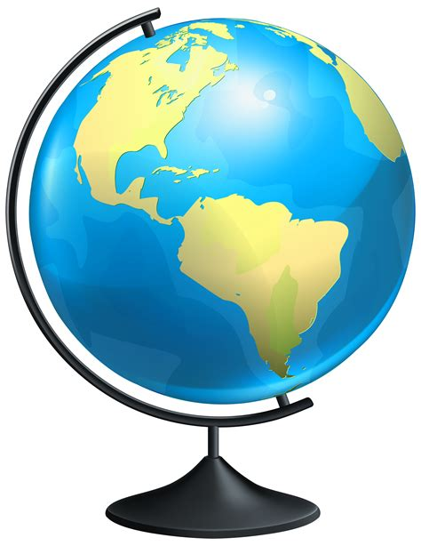 powerpoint template transparent globe filled with globe clipart png clipart best