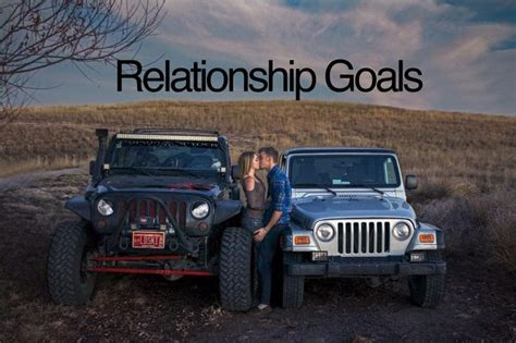 cute jeep wrangler his and hers jeeps so cute brandenludski madisollie