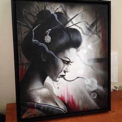 tattoo trash polka geisha art and tattoo ritratti e volti