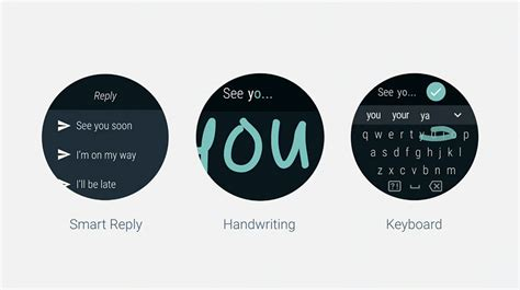 android wear features up top announcements at i o 2016 phonebunch