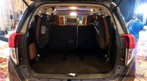 Bodykit Kijang Innova Reborn all new toyota kijang innova seat folding mechanism