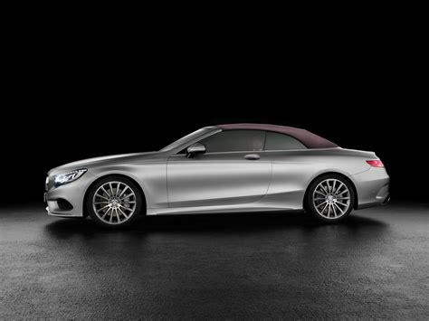 mercedes classes order new mercedes s class cabrio is available to order