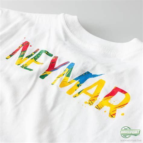 Tshirt T Shirt Kaos Nike Neymar Nike T Shirt Neymar Jr White Www Unisportstore
