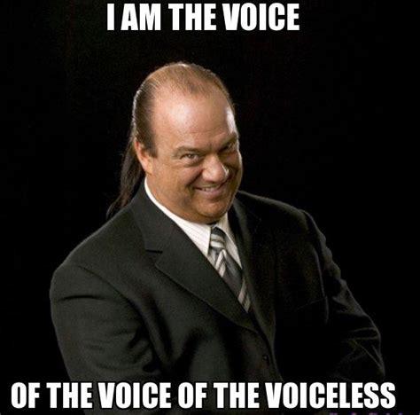 Meme Voice Generator - anonymous gm meme gene okerlund wwe wrestling meme