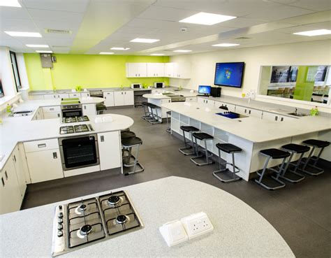 Tech Room by Food Technology Classroom Design Manufacture