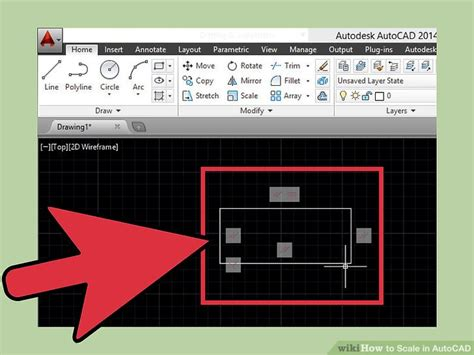 autocad tutorial how to scale how to scale in autocad 13 steps with pictures wikihow