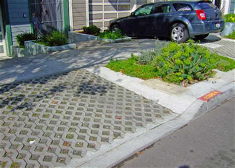 residential design guidelines san francisco driveways sf better streets
