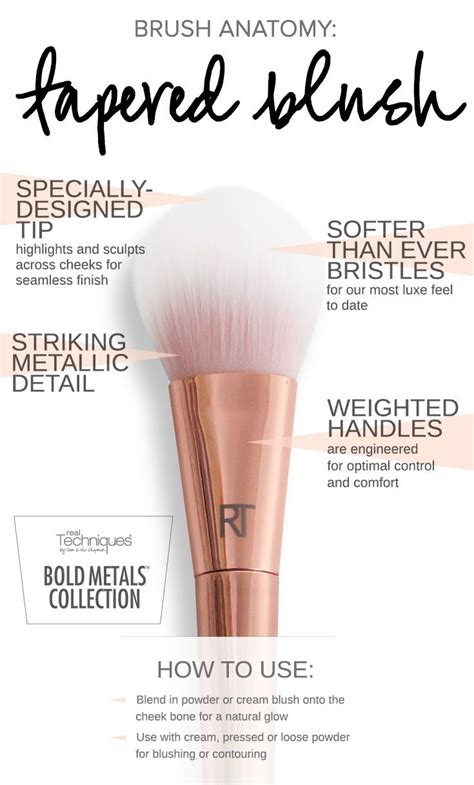 Murah The Shop Tools Blusher Shading Brush 28 best images about bold metals on real