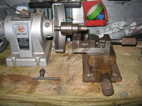 homemade bench grinder lathe from table grinder lathe pinterest lathe