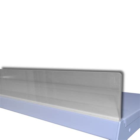 Acrylic Shelf Dividers Pack Of 2 by Acrylic Risers For Shop Shelving Pack Of 10 Max Shelf Ltd