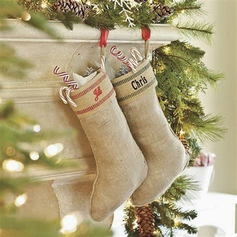 Ballard Design Stockings attempting aloha personalized burlap stockings