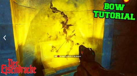 tutorial zombies black ops 3 black ops 3 zombies quot der eisendrache quot how to get the bow
